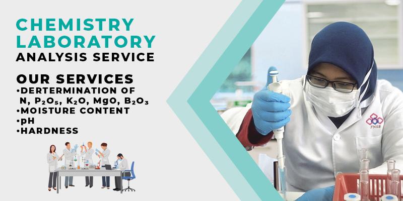 FELCRA NIAGA Chemistry Lab Analysis Service